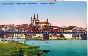 Kadan river, Bohemia