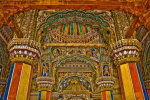 Thanjavur : Maratha Palace
