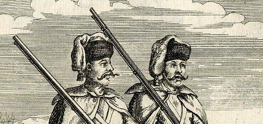 Soldats pandoures