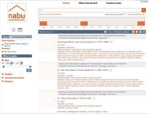 """Notices descriptives concernant des dossiers indexés à """"Bourdieu, Pierre"""""""