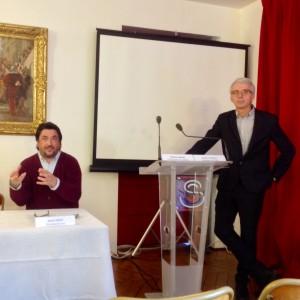André Tricot et Michel Lussault