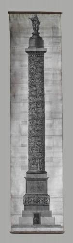 Veduta del Prospetto principale della colonna Antonina