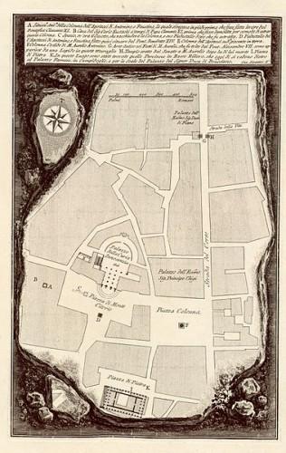 Fig. 8. Plan de situation (planche du recueil)