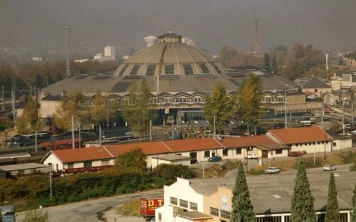 Rotonde de Chambéry (Dominique Peyre © Drac Rhône-Alpes, 2008).