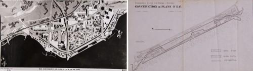 Plans d'eau - Chappis - 1962