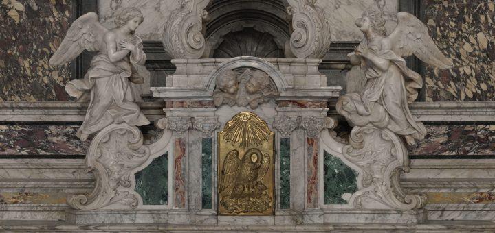 Fig. 7. Le tabernacle. Phot. E. Dessert