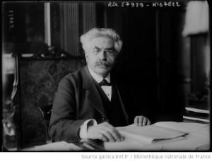 Portrait d'Alexandre Millerand. Auteur : agence Rol, 1920 (Bibliothèque nationale de France, Gallica)