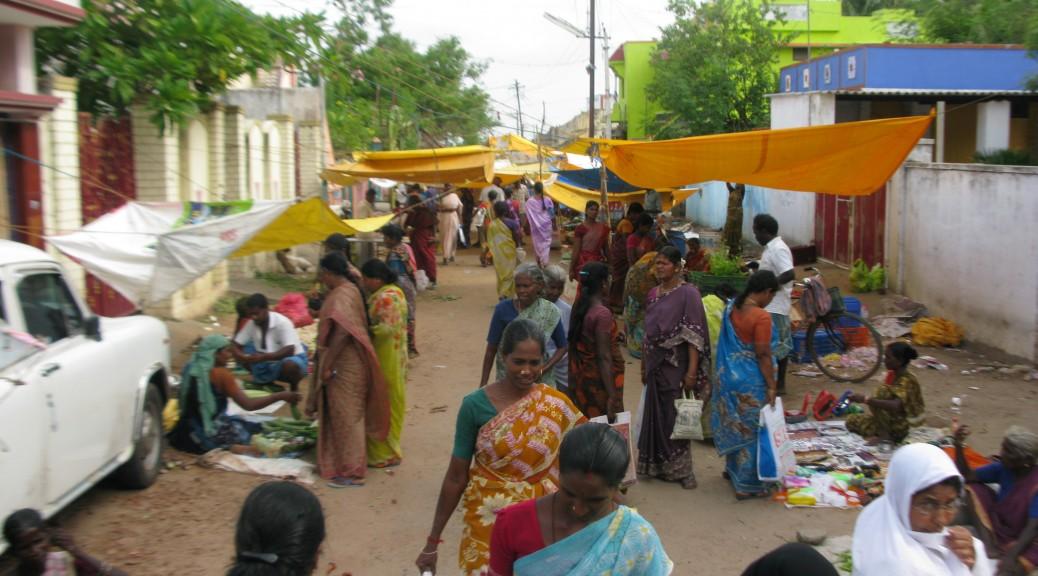 Parangipettai Market