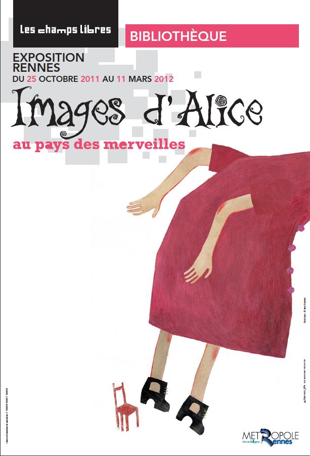 Images d'Alice, au pays des merveilles…