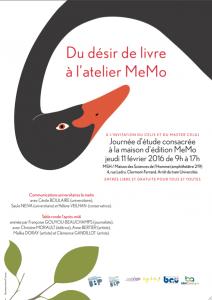 MeMo affiche