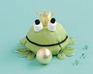 gateau-d-anniversaire-smarties-le-roi-grenouille