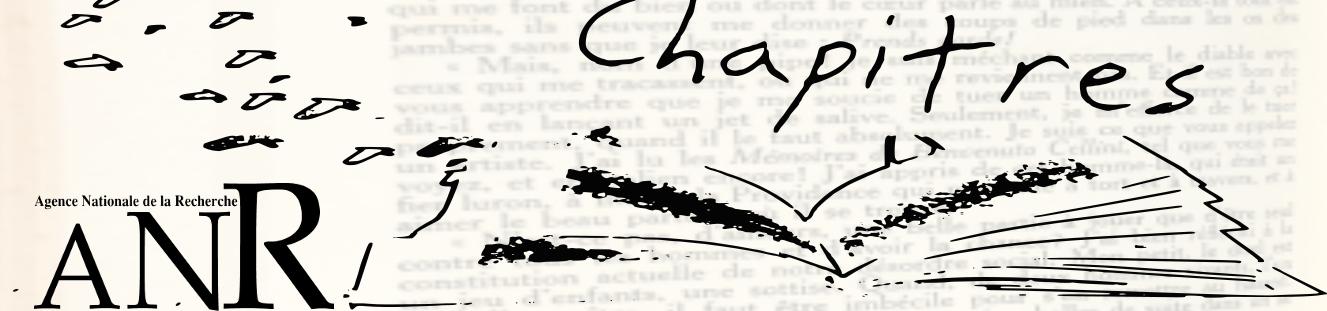 Chapitres