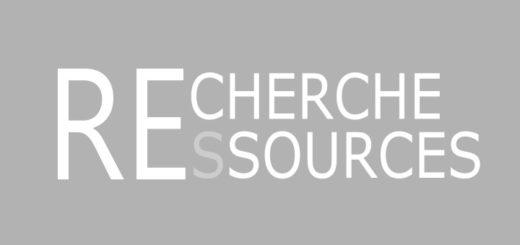 Logo recherches ressources