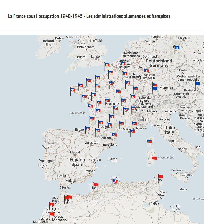 Frankreich Zweiter Weltkrieg