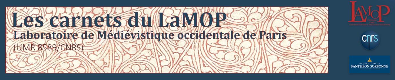 Les carnets du LaMOP