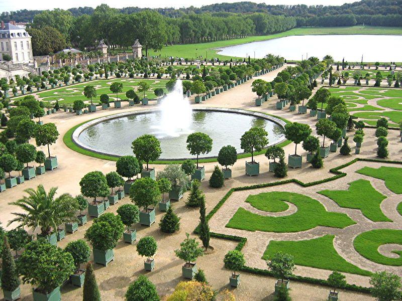 Conf rence les jardins de versailles du xviie au xviiie for Jardin 41 rue du temple