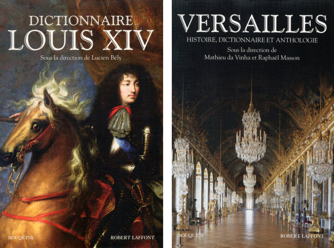 Parutions versailles histoire et dictionnaire et for Dictionnaire des architectes