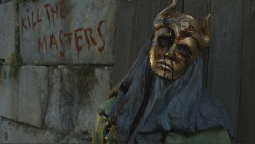« Kill the masters »