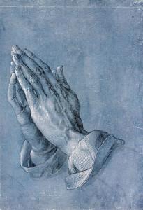 """""""Mains priant"""" d'Albrecht Dürer"""