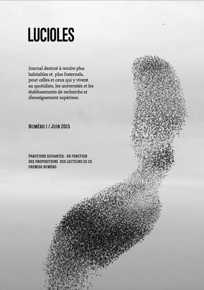 n°1 Revue Lucioles (pdf)