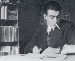 Georges Canguilhem, à Castelnaudary, dans les années 1930.