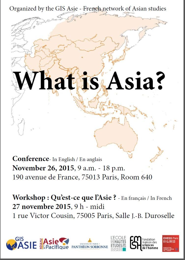 Emplois d'études asiatiques en Asie