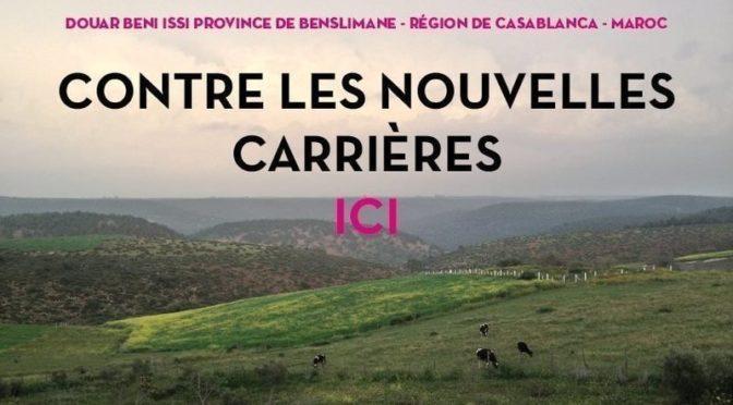 Forêt de Benslimane. Soutenez le poumon vert du Maroc menacé de destruction!