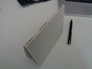 Archéologie du livre d'artiste numérique : John Maeda, Tape, type, write, éd. Digitalogue, 1998