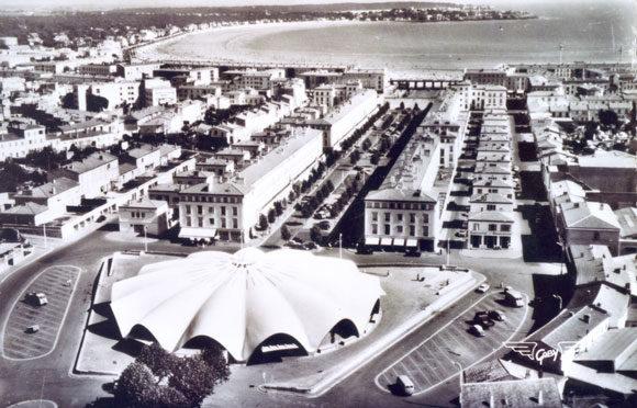 Royan post-Seconde Guerre Mondiale : le cas d'un laboratoire urbain entre tradition et modernité