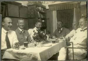 Deutsche Kriegsgefangene in Bando