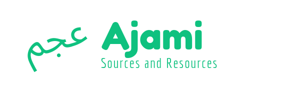 Online Ajami Sources and Resources