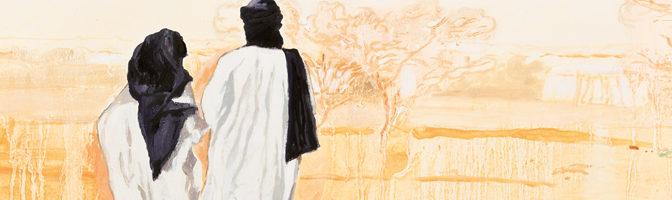 """Séminaire """"mondes sahariens"""". Séance du lundi 9 DÉCEMBRE 2019"""