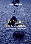 Nouvelle parution : Poétique de la terre, histoire naturelle et histoire humaine