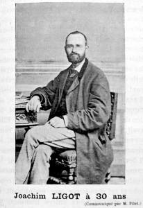 Joachim Ligot, vers 1870 (Photo INJS)