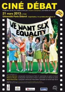 affiche ciné débat