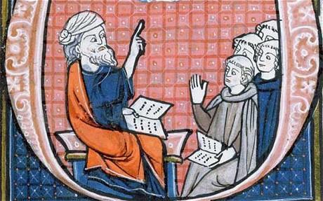 Aristotle Metaphysics - image entière
