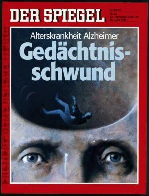 Alzheimer in der deutschsprachigen Presse - Geschichte einer Problematisierung (1982-1992)