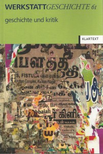 Forschungsnotizbücher im Netz - Postskript zu einer Veröffentlichung
