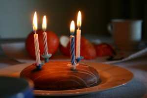 Foto: Till Westermayer, Mini Birthday Cake, CC-BY-SA 2.0
