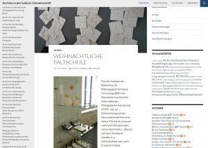 leibniz_archive