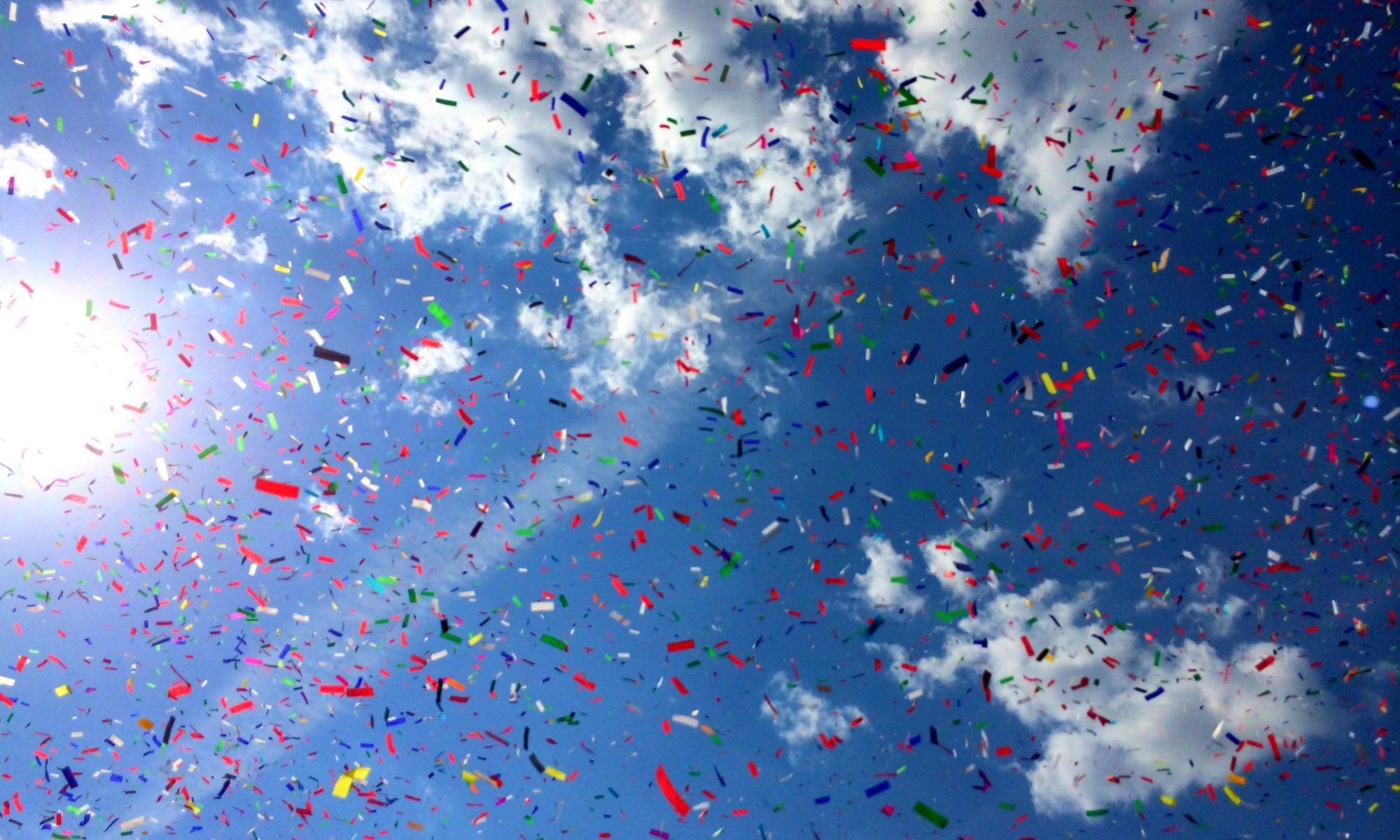 confetti-sky