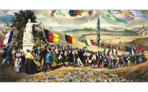 1848 - european actors of the revolution