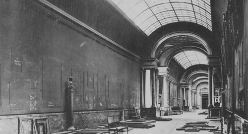 Galerie du Louvre