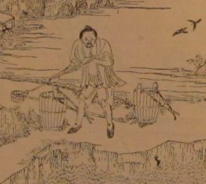 Fumure du riz en Chine avec les déjections humaines (Bruttini 1922, p. 278)