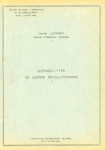 Archive : Scénario-type de guerre révolutionnaire