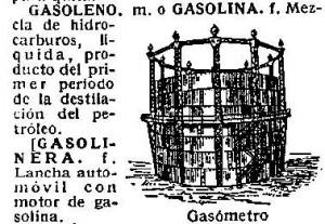 El gasto de la gasolina en el coche la cebellina