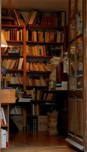 Bibliothèque interne d'une librairie