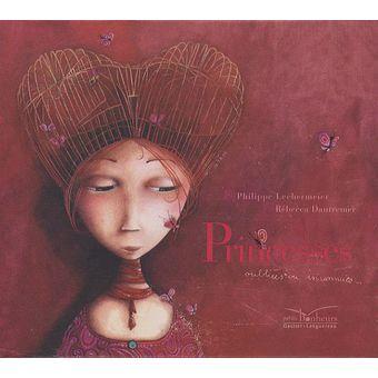 Couverture de Princesses oubliées ou inconnues