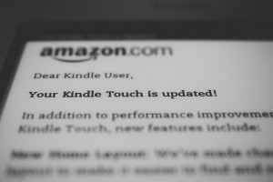 Kindle Amazon, fin d'abonnement