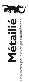 logo Métailié